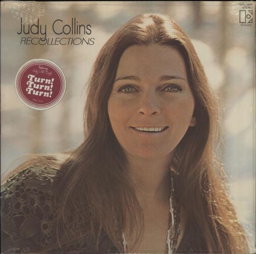 Judy Collins Recollections - Sealed vinyl LP album (LP record) US JUCLPRE667048