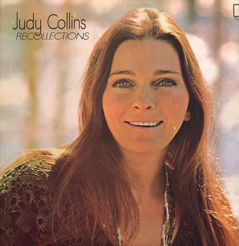 Judy Collins Recollections vinyl LP album (LP record) UK JUCLPRE342178