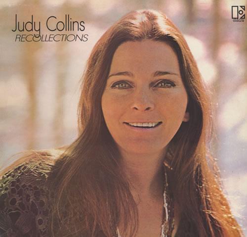 Judy Collins Recollections vinyl LP album (LP record) UK JUCLPRE522110