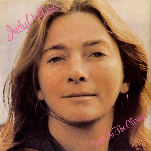 "Judy Collins Send In The Clowns - P/s 7"" vinyl single (7 inch record) UK JUC07SE610511"