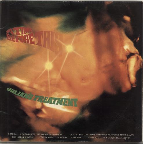 Julian's Treatment A Time Before This - 1st 2-LP vinyl record set (Double Album) UK JZT2LAT694549