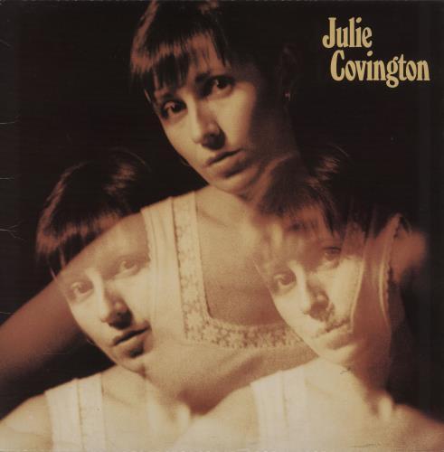 Julie Covington Julie Covington vinyl LP album (LP record) UK JAOLPJU278642