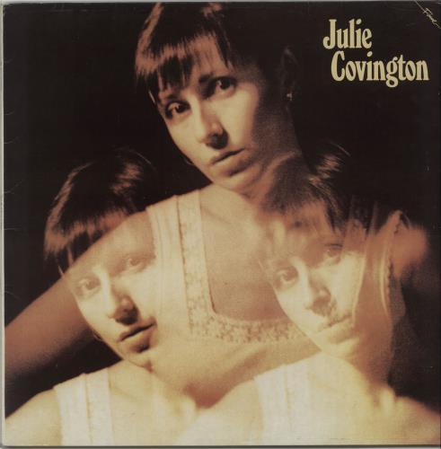 Julie Covington Julie Covington vinyl LP album (LP record) UK JAOLPJU665736