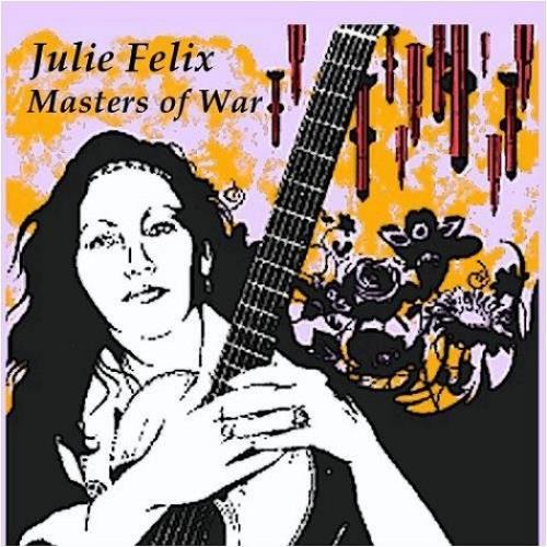 Julie Felix Masters Of War CD album (CDLP) UK JCWCDMA469105