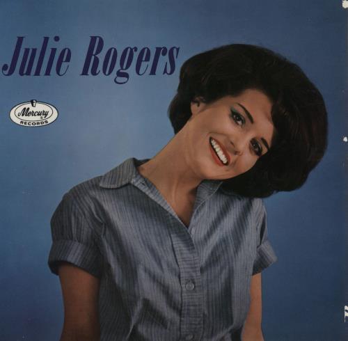 "Julie Rogers Julie Rogers EP 7"" vinyl single (7 inch record) UK JRE07JU387215"