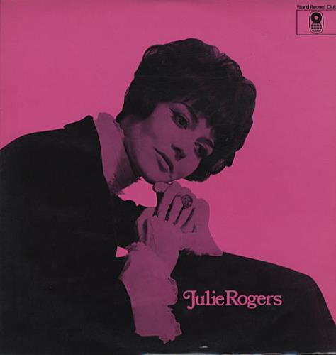 Julie Rogers Julie Rogers vinyl LP album (LP record) UK JRELPJU334751