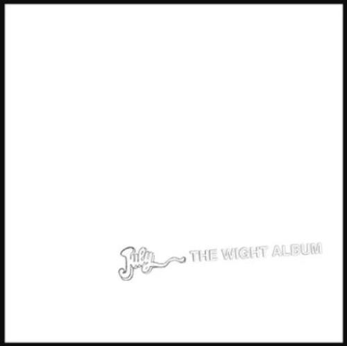July The Wight Album - White Vinyl 2-LP vinyl record set (Double Album) UK JU-2LTH749840