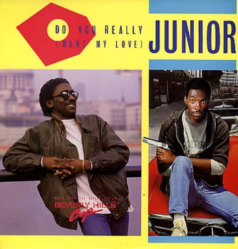 """Junior Do You Really (Want My Love) 12"""" vinyl single (12 inch record / Maxi-single) UK JNR12DO238227"""