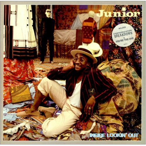 Junior Inside Lookin' Out vinyl LP album (LP record) UK JNRLPIN418535