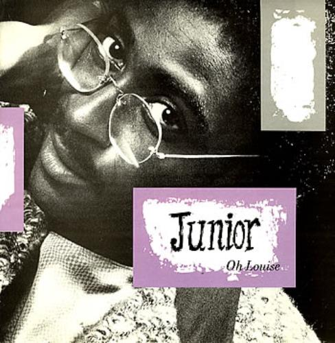 "Junior Oh Louise 12"" vinyl single (12 inch record / Maxi-single) UK JNR12OH285138"