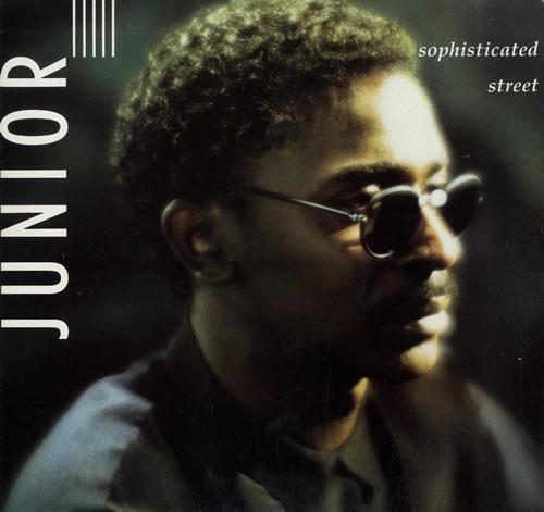 Junior Sophisticated Street vinyl LP album (LP record) UK JNRLPSO578509