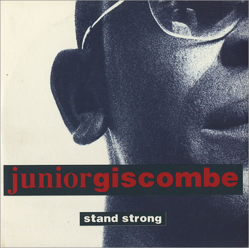 "Junior Stand Strong CD single (CD5 / 5"") UK JNRC5ST441519"