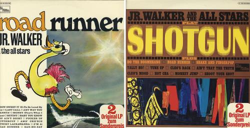 Junior Walker Amp The All Stars Shotgun Amp Road Runner German