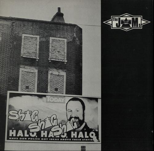 "Justified Ancients Of Mu Mu All You Need Is Love - Anderton Sleeve 12"" vinyl single (12 inch record / Maxi-single) UK JMU12AL22755"
