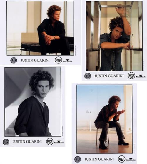 Justin Guarini Justin Guarini media press pack US JGNPPJU253931