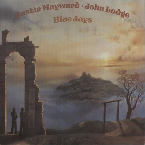Justin Hayward & John Lodge Blue Jays - EX vinyl LP album (LP record) UK ZV0LPBL138691