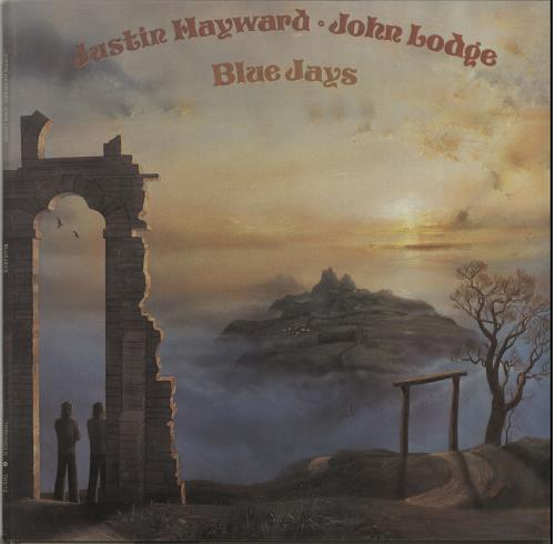 Justin Hayward & John Lodge Blue Jays vinyl LP album (LP record) UK ZV0LPBL645388