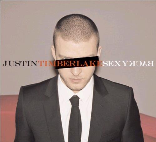 Justin timberlake sexy back single