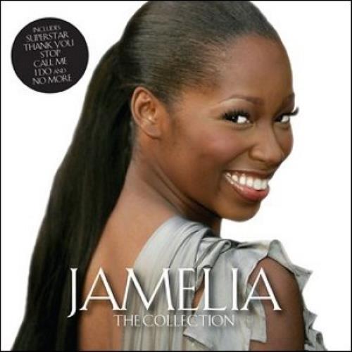 Jamelia The Collection CD album (CDLP) UK JIACDTH477270