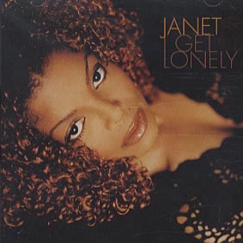 """Janet Jackson I Get Lonely CD single (CD5 / 5"""") US J-JC5IG108949"""