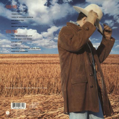 K.D. Lang Absolute Torch And Twang vinyl LP album (LP record) UK KDLLPAB749721