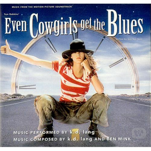K.D. Lang Even Cowgirls Get The Blues CD album (CDLP) German KDLCDEV420470