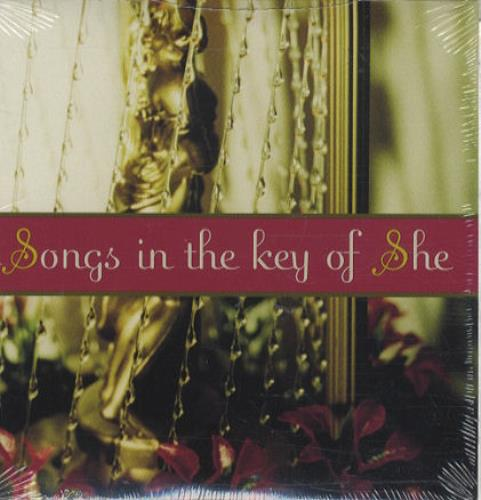 K.D. Lang Songs In The Key Of She CD album (CDLP) US KDLCDSO217518