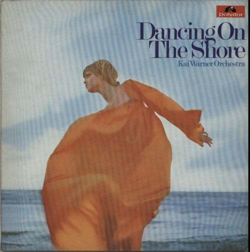 Kai Warner Dancing On The Shore vinyl LP album (LP record) UK KWTLPDA604620