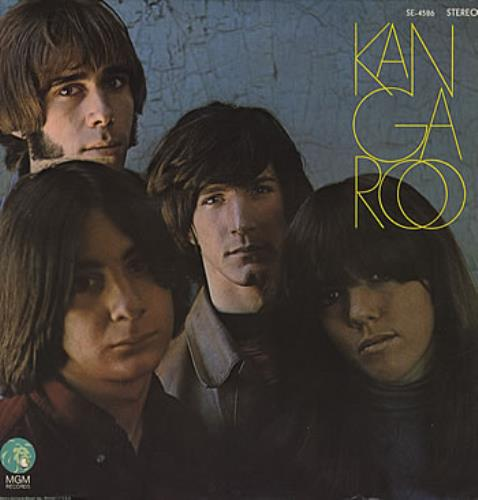 Kangaroo Kangaroo vinyl LP album (LP record) US KAGLPKA311323