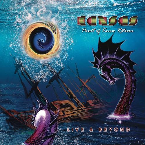 Kansas Point Of Know Return Live & Beyond - 3-LP + 2-CD Box Set - Sealed 3-LP vinyl record set (Triple Album) UK KNS3LPO770054