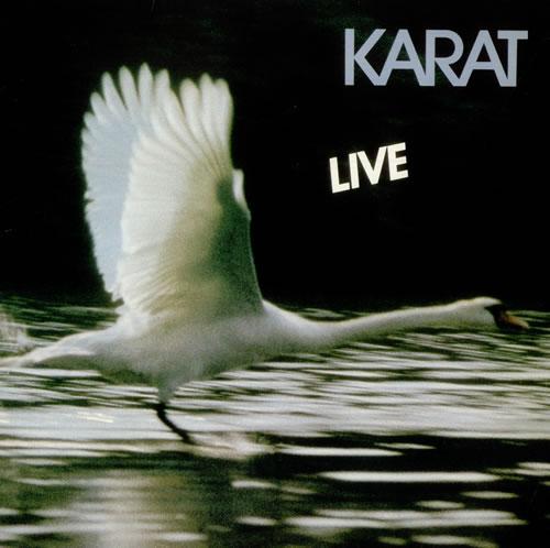 Karat Live 2-LP vinyl record set (Double Album) German KK72LLI540301