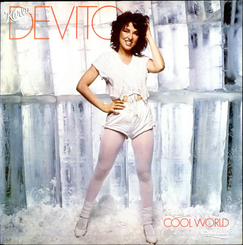 Karla Devito Is This A Cool World Or What? vinyl LP album (LP record) UK KGXLPIS517673