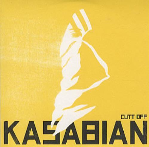 "Kasabian Cutt Off CD single (CD5 / 5"") UK KABC5CU311727"