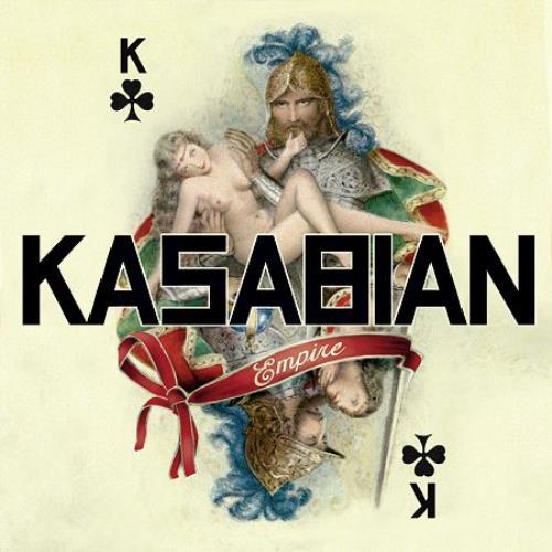 Kasabian Empire CD album (CDLP) UK KABCDEM368945