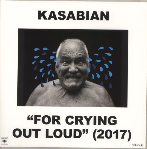 Kasabian For Crying Out Loud - 180gm Vinyl + CD - Sealed vinyl LP album (LP record) UK KABLPFO714479