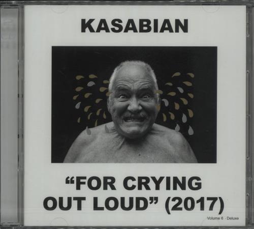 Kasabian For Crying Out Loud 2 CD album set (Double CD) UK KAB2CFO682389