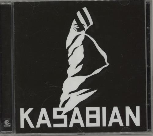Kasabian Kasabian CD album (CDLP) UK KABCDKA296323