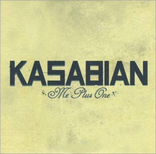 "Kasabian Me Plus One CD single (CD5 / 5"") UK KABC5ME395031"