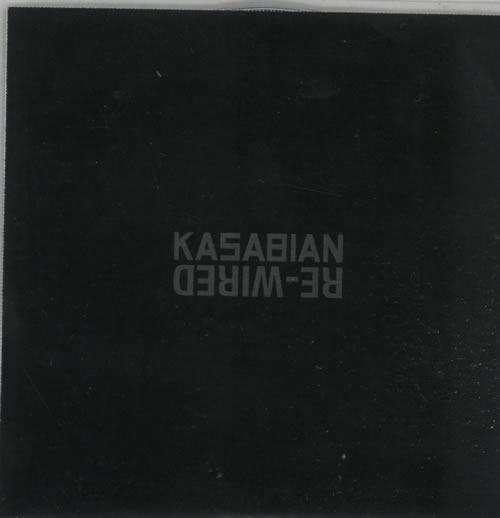 "Kasabian Re-Wired CD single (CD5 / 5"") UK KABC5RE614945"