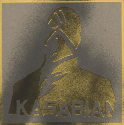 "Kasabian Reason Is Treason 10"" vinyl single (10"" record) UK KAB10RE708083"