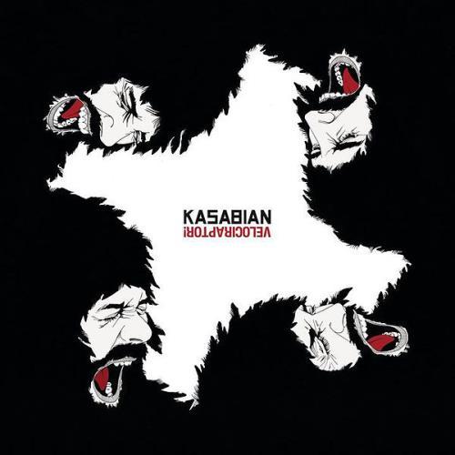 Kasabian Velociraptor! CD album (CDLP) UK KABCDVE638968