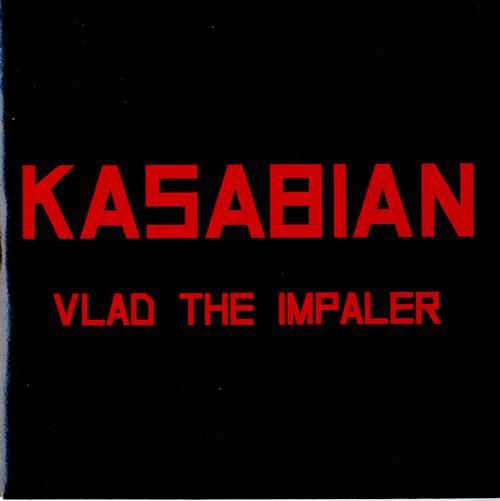 Kasabian Vlad The Impaler CD-R acetate UK KABCRVL539283