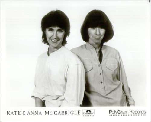 Kate & Anna McGarrigle Love Over And Over media press pack US K&APPLO536669