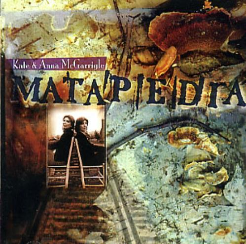 Kate & Anna McGarrigle Matapedia CD album (CDLP) Canadian K&ACDMA300223