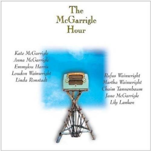 Kate & Anna McGarrigle The McGarrigle Hour 2-LP vinyl record set (Double Album) UK K&A2LTH516356