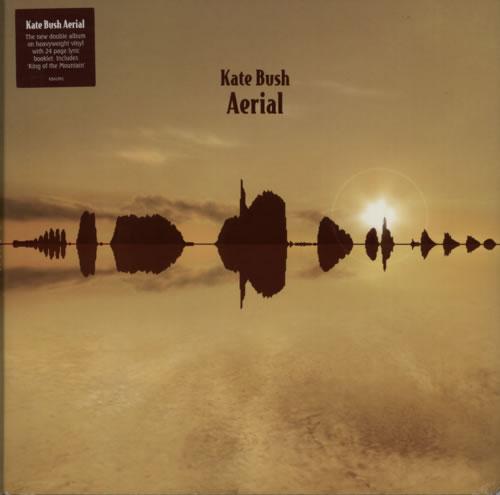 Kate Bush Aerial - EX 2-LP vinyl record set (Double Album) UK BUS2LAE585493