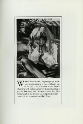 Kate Bush Cathy book UK BUSBKCA347176
