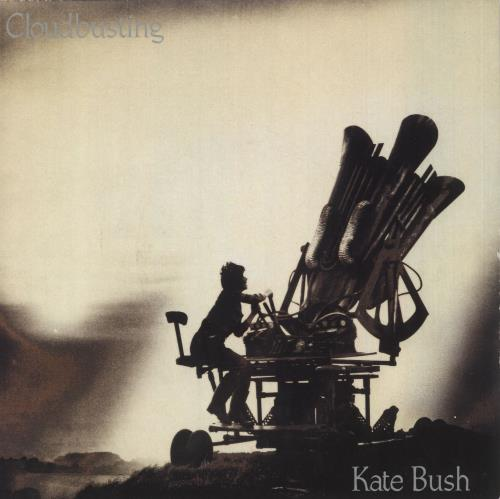 "Kate Bush Cloudbusting - Inj 7"" vinyl single (7 inch record) UK BUS07CL43056"