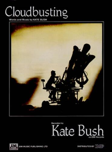 Best Buy Imports >> Kate Bush Cloudbusting UK sheet music (128917) 14261