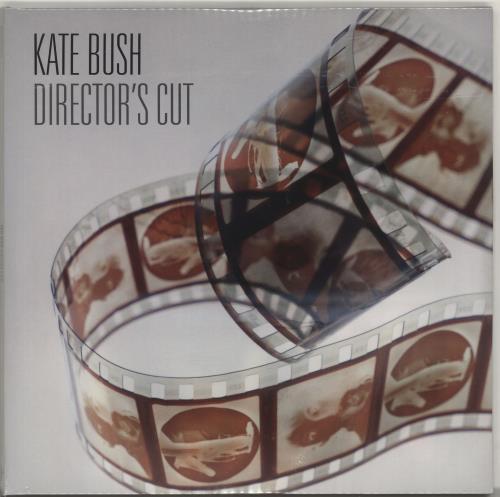 Kate Bush Director's Cut - Sealed 2-LP vinyl record set (Double Album) UK BUS2LDI690789